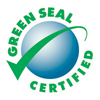 Green seal certified logo-image