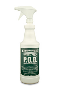 NY Chemspec-Green Paint,Oil & Grease remover-Image